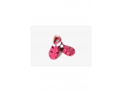 Baby Bare Shoes barefoot sandály/přezůvky Sandals New Waterlily