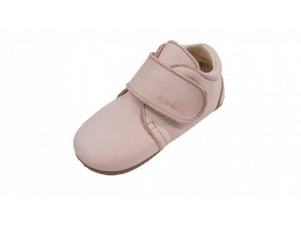 Froddo barefoot capáčky Prewalkers Pink G1130005-1