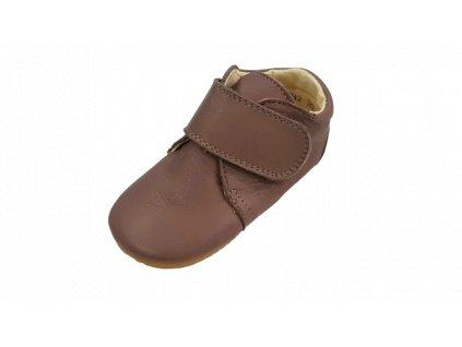 Froddo barefoot capáčky Prewalkers Nude G1130005-16
