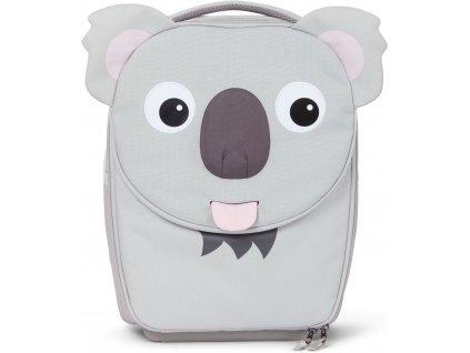 Affenzahn Dětský cestovní kufřík Suitcase Koala Karla - grey