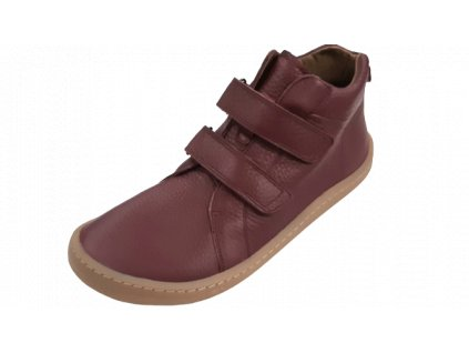 Froddo celoroční kotníková barefoot obuv Bordeaux G3110195-4L