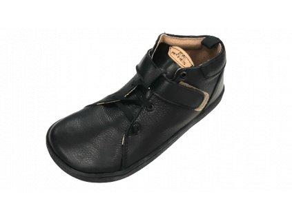Pegres celoroční barefoot obuv BF52 černá