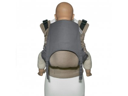 nosítko fidella fusion 2 0 baby carrier with buckles classic lines beige toddler