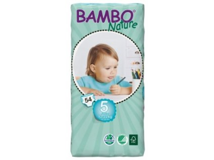 Bambo Nature 5 Junior, 54ks, pro 12 22 kg