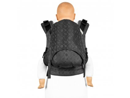 fusion 2 0 fullbuckle baby carrier saint tropez charming black toddler