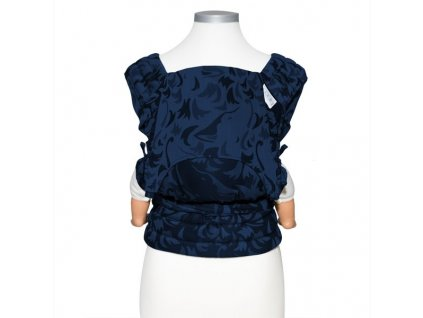 baby size fly tai mei tai baby carrier classic wolf royal blue