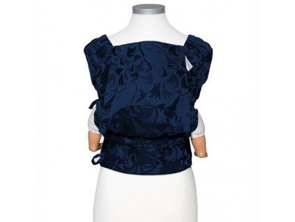 ergonomické nosítko fidella flyclick baby carrier classic wolf royal blue