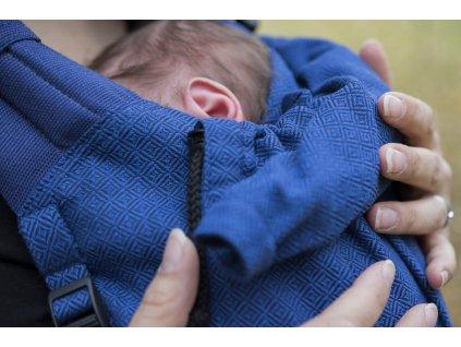 Nosítko Strochenwiege modré 1