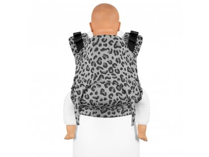 fusion 2 0 fullbuckle baby carrier leopard silver toddler