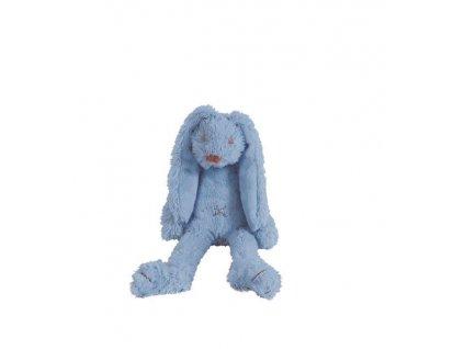 Králíček Richie 28 cm sytě modrý