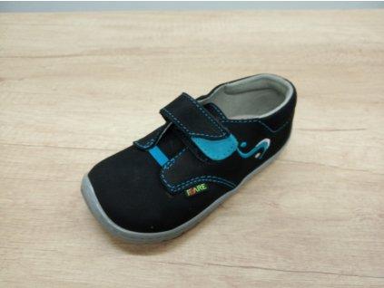 Fare Bare dětské celoroční  barefoot boty 5112212