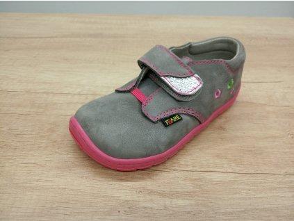 Fare Bare dětské celoroční barefoot boty 5112262