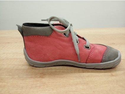 Fare Bare vyšší dětské celoroční boty s flísem 5121241