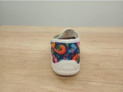 Fare Bare dětské papuče ČÍSLA na gumičku 5101401