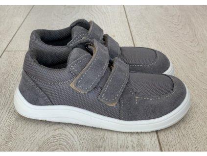 Sneakers grey pink