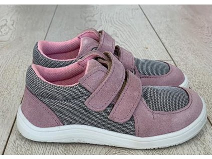 Febo sneakers pink grey