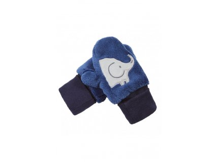 21627 rukavice s palcem mazlik outlast modra velikost 1