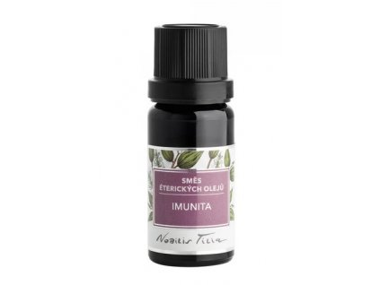 Nobilis Tilia Směs éterických olejů Imunita 10 ml