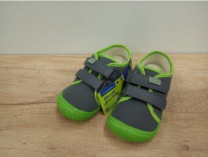 Protetika barefoot tenisky Alix Grey