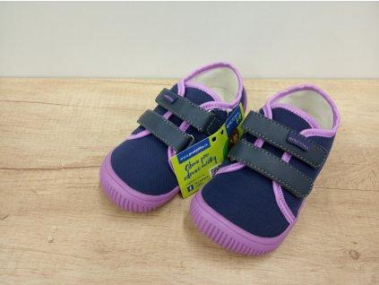Protetika barefoot tenisky Alix Lila