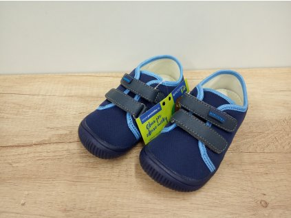 Protetika barefoot tenisky Alix Navy