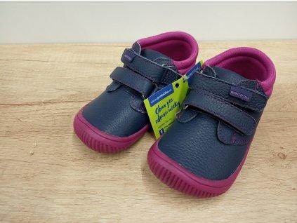 Protetika celoroční barefoot obuv Rony Lila