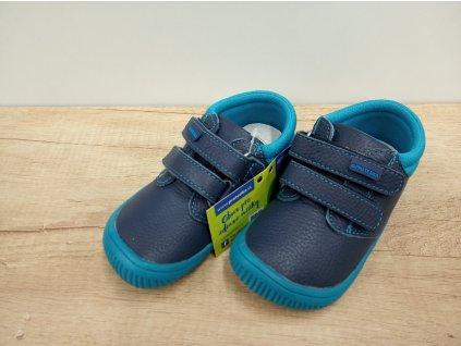 Protetika celoroční barefoot obuv Rony Tyrkys