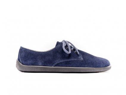 Be Lenka celoroční barefoot obuv City Navy