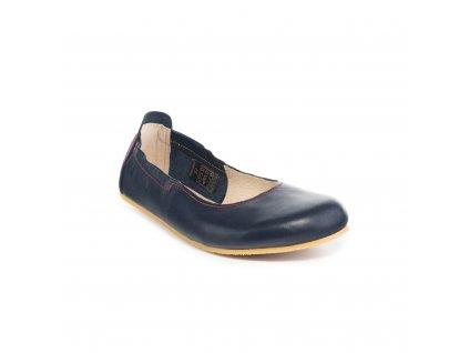 Angles Fashion afrodita Light Royal Blue barefoot baleríny (4)