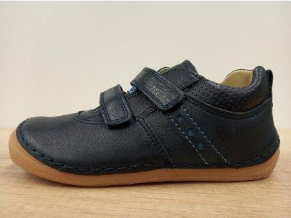 Froddo celoroční barefoot obuv - Flexible Sneakers Dark Blue G2130190