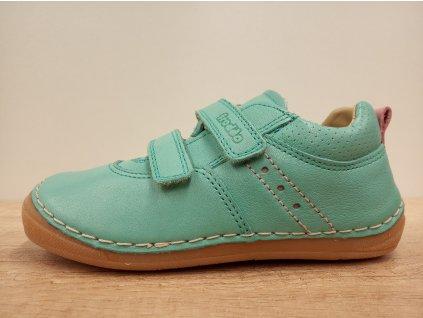 Froddo celoroční barefoot obuv - Flexible Sneakers Mint G2130190-4
