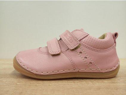 Froddo barefoot tenisky Flexible Sneakers Pink G2130190-3