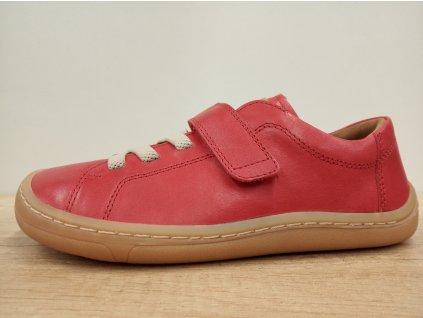 Froddo celoroční barefoot obuv - BF Red G3130149-5