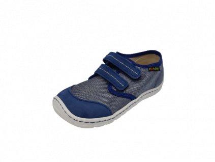 Fare Bare barefoot tenisky plátěnky A5111403