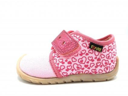 Fare Bare dětské barefoot tenisky 5011452