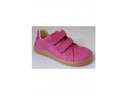 Babybare shoes spring fuchsia nubuk