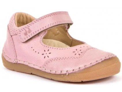 Froddo barefoot baleríny G2140046 růžová