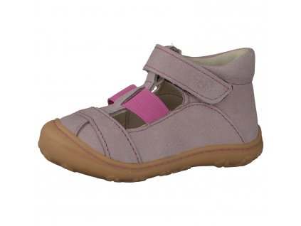 Ricosta dětské barefoot sandály 12208 321 Viola