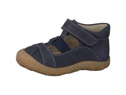 Ricosta dětské barefoot sandály 12208 117 See