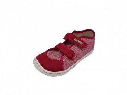 Fare Bare barefoot tenisky plátěnky A5213451