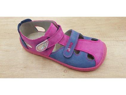 Fare Bare barefoot dětské sandály 5261251