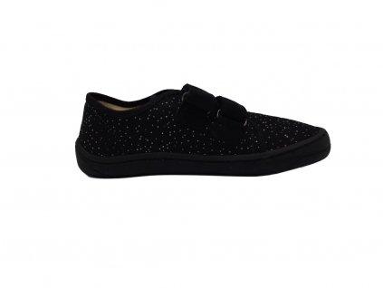 Froddo barefoot tenisky Black G1700270-1