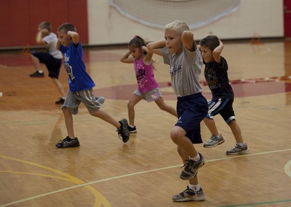 Proč by děti měly běhat.