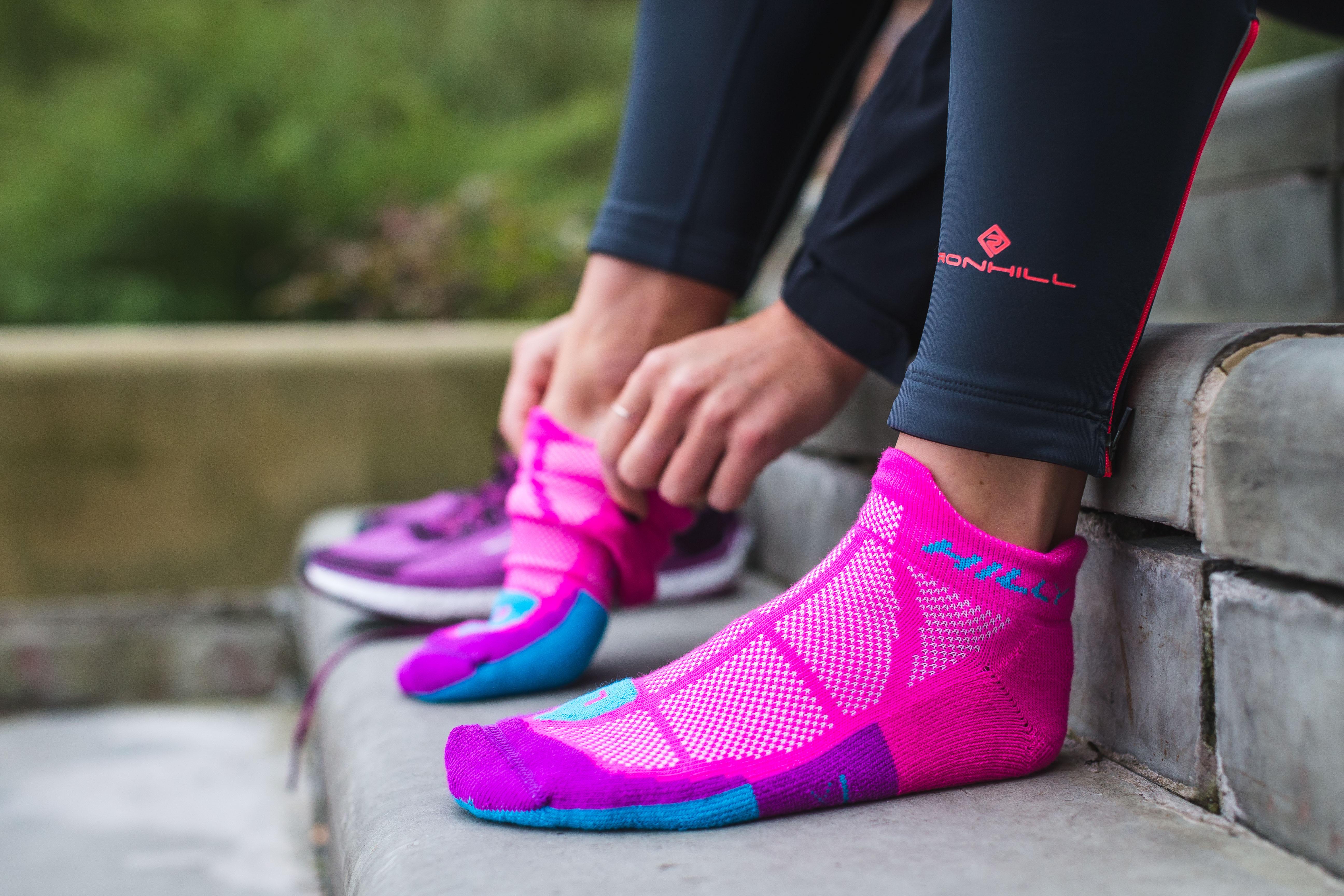 Běžecké ponožky Hilly