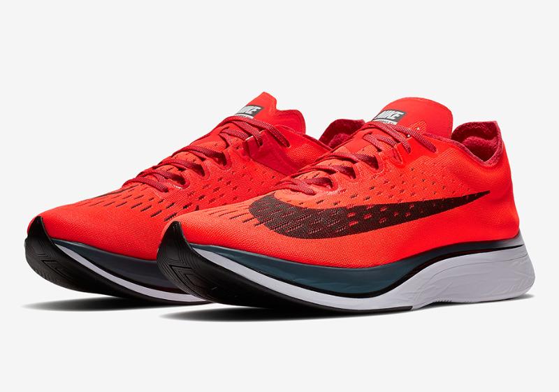 jak se testoval běžecký model Nike Vaporfly 4%