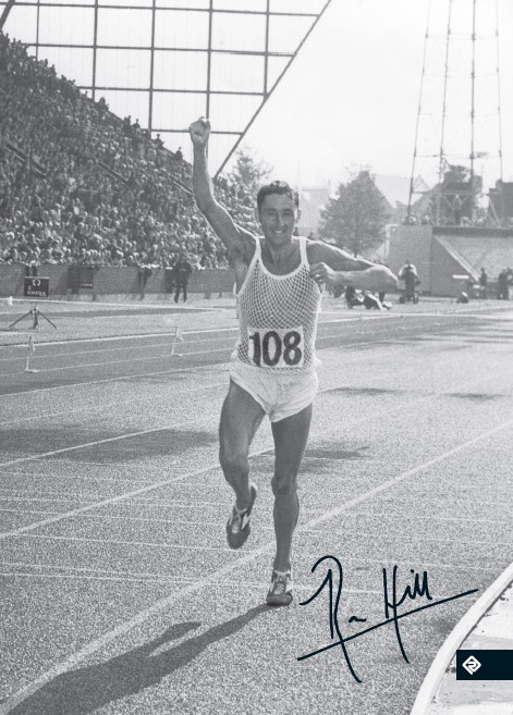 Ron Hill - pan běžec