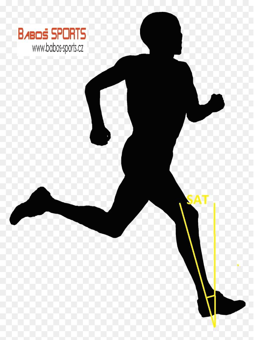 """""""Nastavení"""" správné polohy nohou při běhu a optimální SAT"""