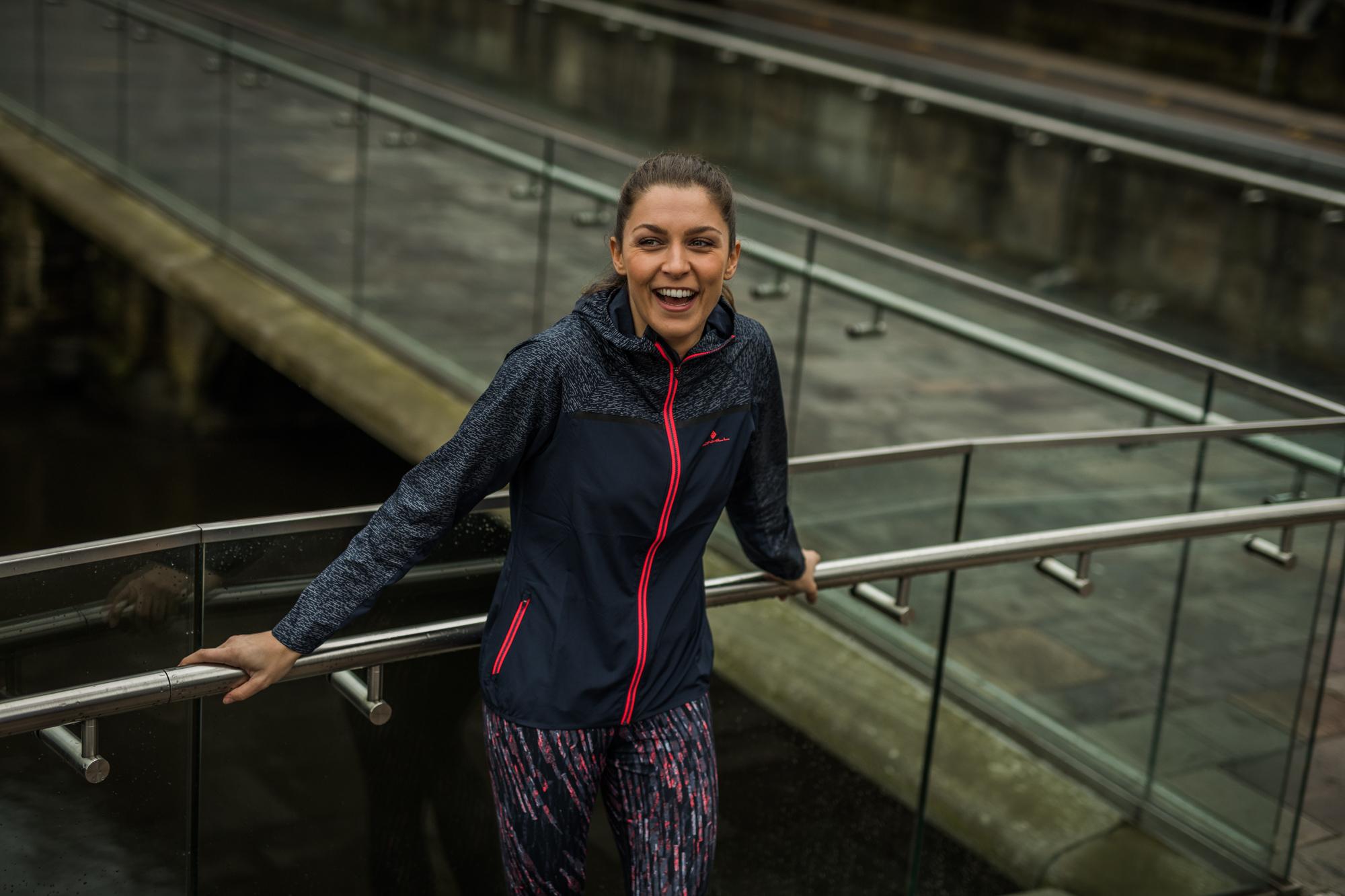 novinky běžeckých bund Ronhill - léto 2019