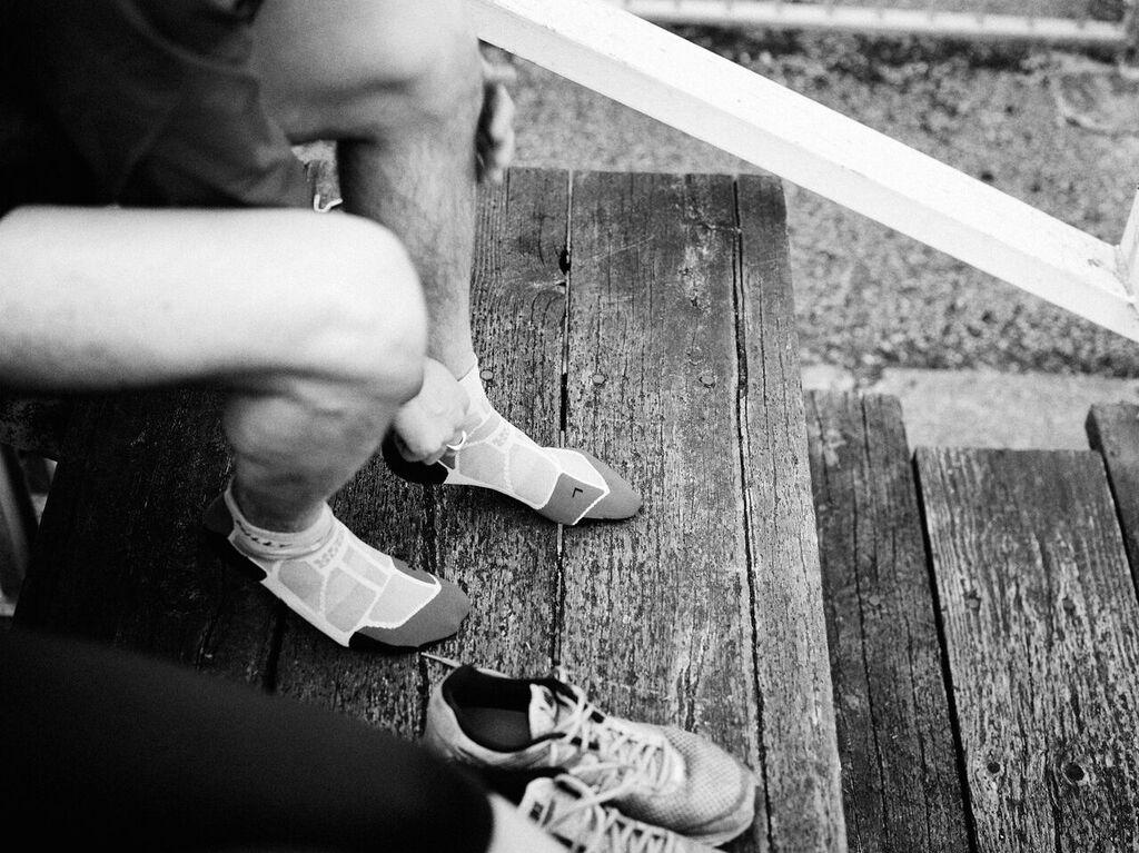 Běžecké ponožky