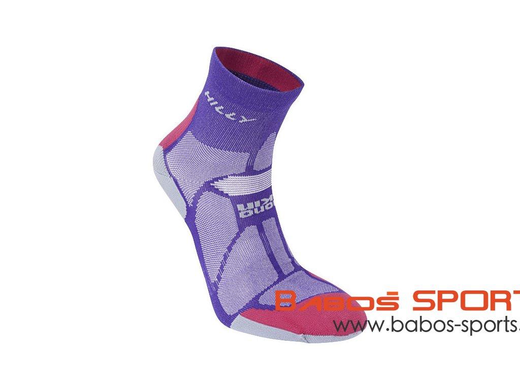 běžecké ponožky Hilly Marathon Fresh Anklet